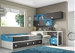 CHAMBRE D'ENFANT GLICERIO CHAVES