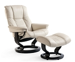 FAUTEUIL DE GRAND CONFORT STRESSLESS CHELSEA MAYFAIR KENSINGTON