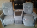 SALON HOME CINEMA RELAXATION MODERNE CASTING