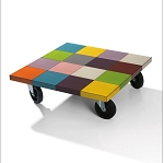 TABLE BASSE MODERNE MOSAIC